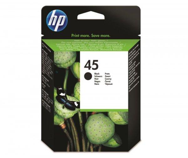 HP Tusz nr 45 51645AE Black 42ml