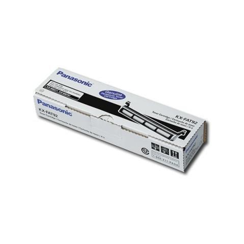 Panasonic Toner KX-FAT92E BLACK 2K KX-MB771G, KX-MB773, KX-MB781