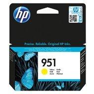 Tusz HP 951 do Officejet Pro 8100/8600   700 str.   yellow