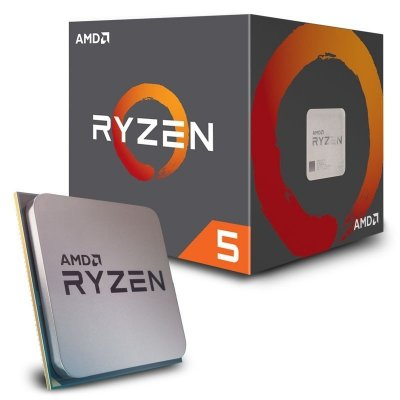PROCESOR AMD Ryzen5 1500X 3.7GHz BOX AM4 Gw36m 24H