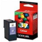 Tusz Lexmark 37 do X-3650/4650/6650/5650 | zwrotny | CMY