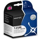 Tusz Asarto do Brother LC125 J4410DW/4510/4610/4710 | magenta