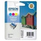 Tusz Epson T037 do C42+   15 ml   CMY