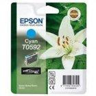 Tusz Epson T0592 do Stylus Photo R2400 | 13ml | cyan