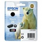 Tusz Epson T2601 do XP-600/700/800 | 6,2ml | black