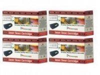 Komplet tonerów zamienników FINECOPY CLT-P406C CMYK do Samsung CLP-360 / CLP-365 / CLX-3300 / CLX-3305 / C410W/ C460W/ C460FW