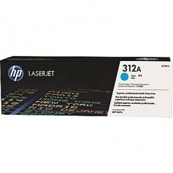 Toner oryginalny HP 312A (CF381A) cyan do HP Color Laser Pro M476dn / Pro M476dw / Pro M476nw na 2,7 tys. str.