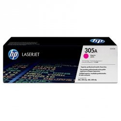 Toner oryginalny HP 305A (CE413A) magenta do HP Color LaserJet M451 / Pro 400 Color M451 / Pro 300 color M351a / Pro 300 color MFP M375nw / Pro 400 color MFP M475 na 2,6 tys. str.