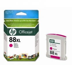 Tusz HP No 88XL magenta C9392AE poj. 17ml do OfficeJet Pro K5400 / K550 / L7680 / L7780