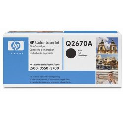 Toner HP Q2670A black do Color LaserJet 3500 / 3550 / 3700 na 6 tys. str.