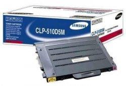 Toner Samsung CLP-510D5M magenta do CLP-510 / CLP-510 N / CLP-515 / CLP-515N na 5 tys. str.