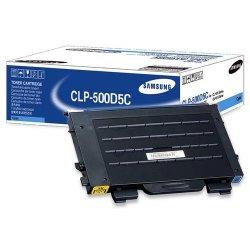 Toner Samsung CLP-500D5C cyan CLP-500 / CLP-500 N / CLP-550 / CLP-550 N na 5 tys. str.