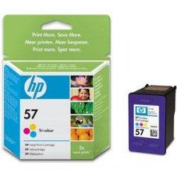 Tusz HP No 57 kolor C6657AE poj. 17ml do DeskJet 5650 / DeskJet  9680 / PSC 1310