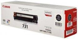 Toner oryginalny Canon 731 black LBP-7100C LBP-7110C 1,4 tys. CRG731H