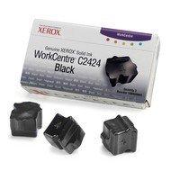 Kostki barwiące Xerox do WorkCentre C2424 | 3 400 str. | black