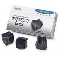 Kostki barwiące Xerox do Phaser 8500/8550 | 3 000 str. | black