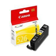 Tusz Canon CLI526Y do MG-5150/5250/6150/8150 | 9ml | yellow