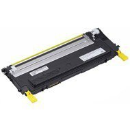 Toner Dell do 1235CN | 1 000 str. | yellow