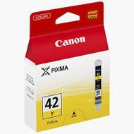 Tusz Canon CLI42Y do Pixma Pro-100 | yellow