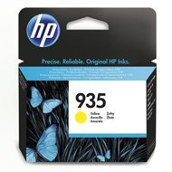 Tusz HP 935 do Officejet Pro 6230/6830 | 400 str. | yellow