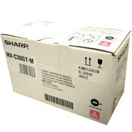 Toner Sharp do MX-C250FE/C300WE | 6 000 str. | magenta