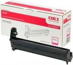 Bęben oryginalny OKI 43449014 magenta do OKI C8600 / C8600n / C8800 / C8800n na 20 tys. str.