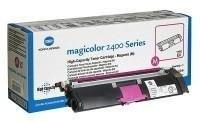 Toner oryginalny P1710589006 magenta do  Konica Minolta Magicolor 2400W / 2430DL/ 2450/ 2480 /2490 /2550 / 2590