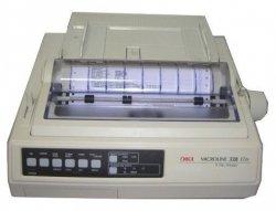Używana drukarka OKI MICROLINE 320