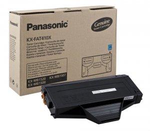 Toner oryginalny Panasonic KX-FAT410X do KX-MB1500 / KX-MB1507 / KX-MB1520 na 2,5 tys. str.