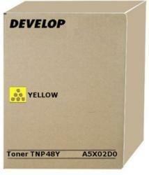 Develop Toner Ineo+3350 TNP48 YELLOW 10K