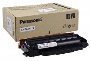 Toner oryginalny Panasonic KX-FAT431X do KX-MB2230 / KX-MB2270 / KX-MB2515 / KX-MB2545 / KX-MB2575 na 6 tys. str.