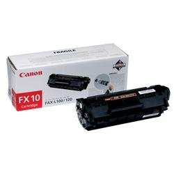 Toner oryginalny Canon FX-10 do FAX L-100 /L-120 /L-140/ L-160/ i-SENSYS MF-4010/ MF-4380DN /MF-4690PL/ MF-4660/ na 2 tys. str. FX10