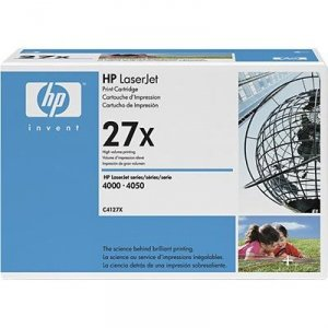 Toner HP C4127X black do HP LaserJet 4000 / 4050 na 10 tys. str. 27X