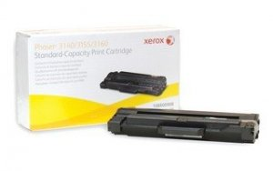 Toner Xerox 108R00908 black do Phaser 3140 / 3155 / 3160 na 1,5 tys. str.