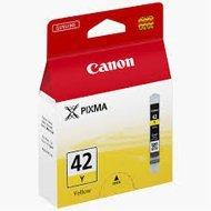 Tusz Canon CLI42Y do Pixma Pro-100 | yellow