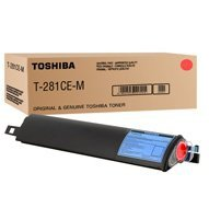 Toner Toshiba T-281CEM do e-Studio 281C/351C/451C | 10 000 str. | magenta