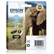 Tusz Epson T2425 do XP-750/850 | 5,1ml | light cyan