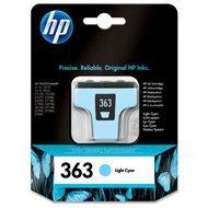 Tusz HP 363 Vivera do Photosmart 3210/3310/8250   230 str.   light cyan