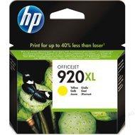 Tusz HP 920XL do Officejet 6000/6500/7000/7500   700 str.   yellow