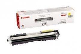 Toner oryginalny Canon 729 yellow LBP-7010C LBP-7018C 1 tys. CRG729Y