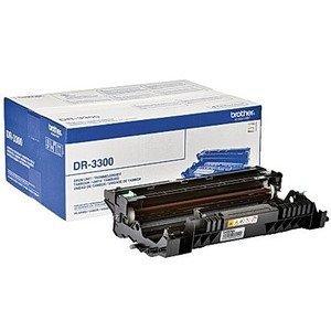 Bęben oryginalny Brother DR3300 do  HL-5440D / HL-5450DN / HL-5470DW / HL-6180DW / MFC-8510DN / MFC-8520DN / MFC-8950DW / DCP-8110DN / DCP-8250DN na 30 tys. str. DR3300