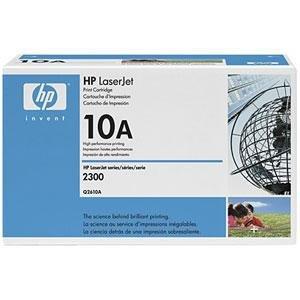 Toner HP Q2610A czarny do LaserJet 2300 na 6 tys.str. 10A