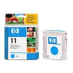 Tusz HP No 11 cyan C4836AE poj. 28ml do Inkjet 1200d /CP 1700 / OfficeJet Pro K850