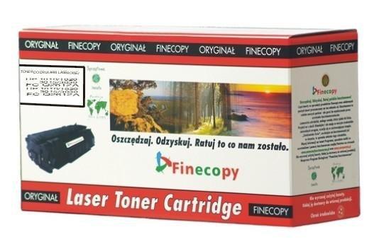 Toner FINECOPY zamiennik Q6000A black do CLJ 1600 / 2600 / 2600N / 2605DN / 2605DTN / CM1015 / CM1017 / na 2,5 tys. str.