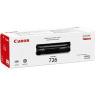 Toner oryginalny Canon CRG726 do LBP-6200D 2100 str. black