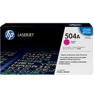 Toner HP 504A do Color LaserJet 3525/3530 | 7 000 str. | magenta