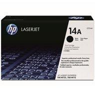 Toner HP 14A do LaserJet M712/725 | 10 000 str. | black