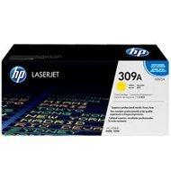 Toner HP 309A do Color LaserJet 3500/3550 | 4 000 str. | yellow
