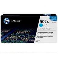 Toner HP 502A do Color LaserJet 3600 | 4 000 str. | cyan