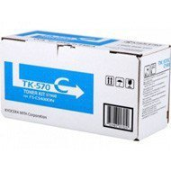 Toner Kyocera TK-570C do FS-C5400DN | 12 000 str. | cyan